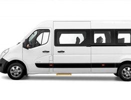 16 Seater Minibus Hire Scunthorpe