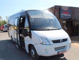 24 Seater Minibus Hire Scunthorpe