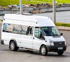 14 Seater Minibus Hire Scunthorpe