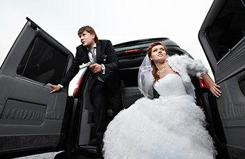 Weddings Coach Hire Scunthorpe